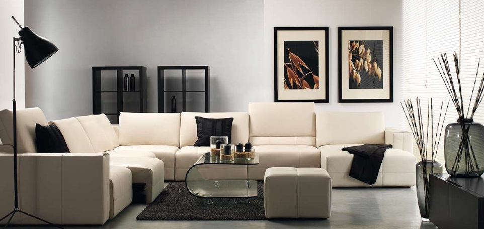 Glossyhome - convertibe sofa beds