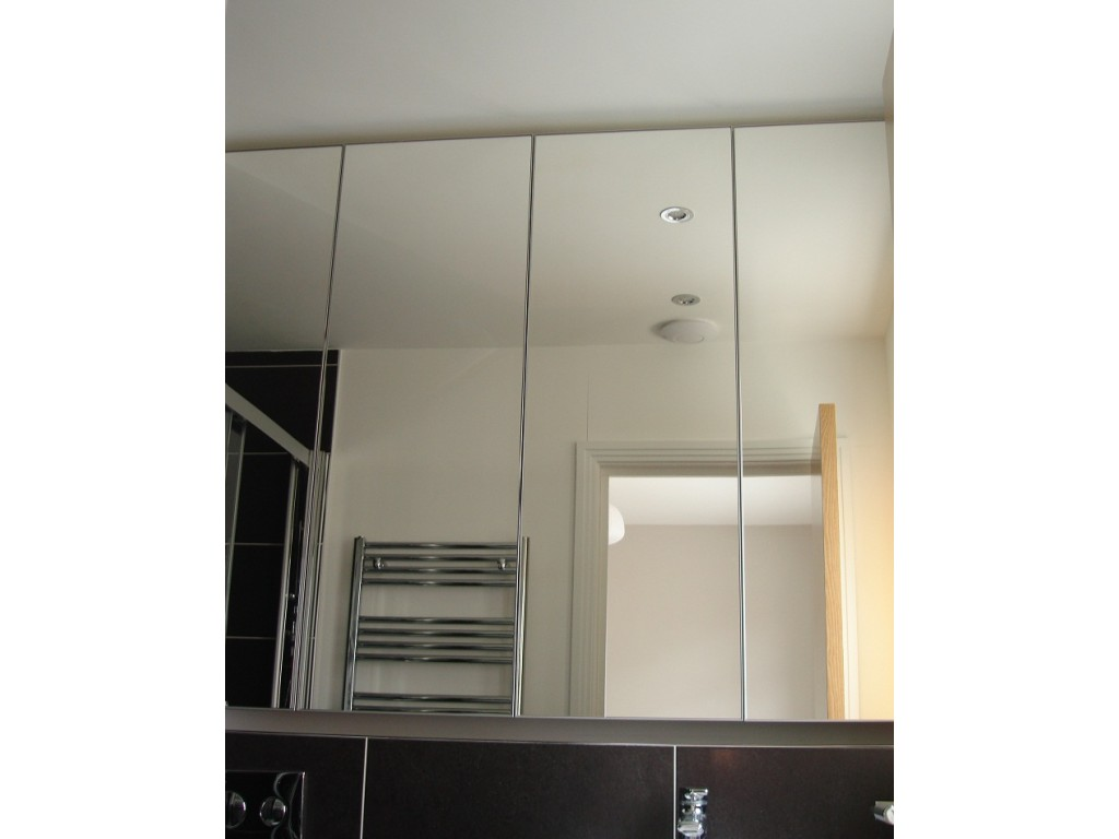Bathroom mirror cabinet 9