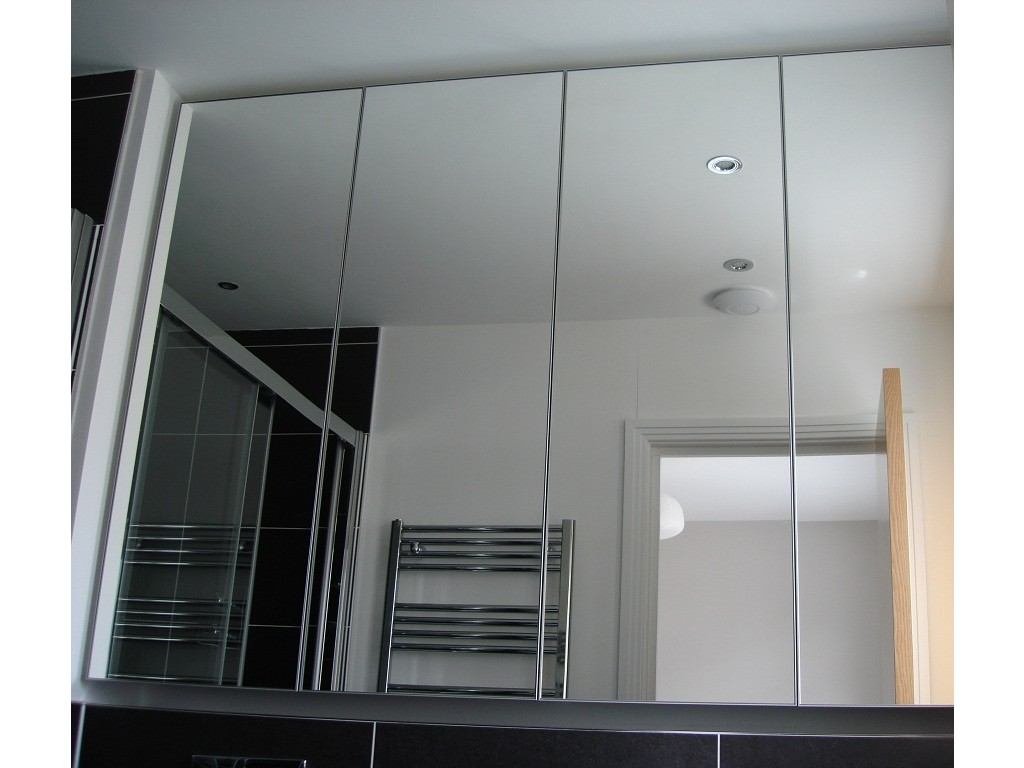 bathroom mirror wall cabinets made to measure luxury bathroom mirror cabinets glossy home 16257