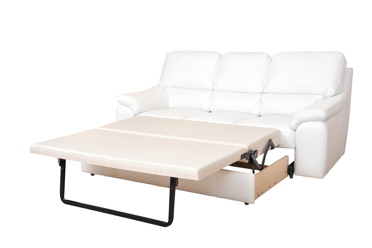 Malaysia 3 seat sofa bed glossyhome for Sofa bed 3 2