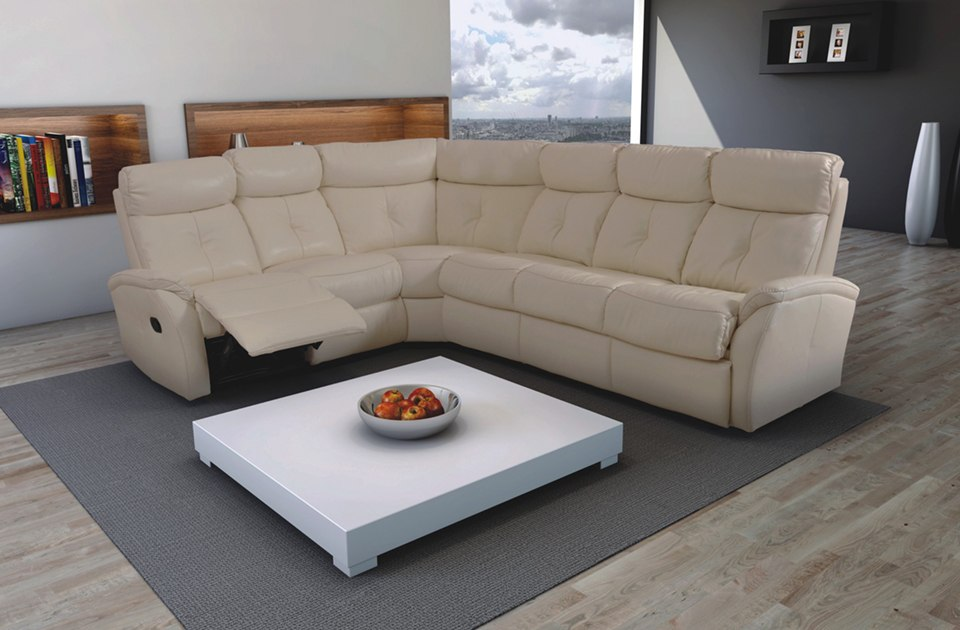 Mica Corner Sofa Bed