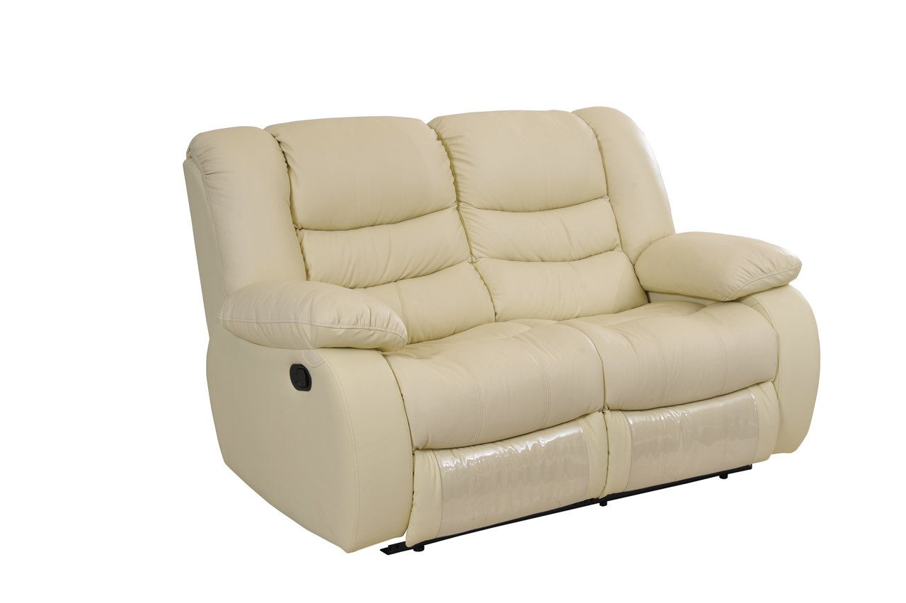 Regio 2 Seat Sofa Bed Comfortable Luxury Leather